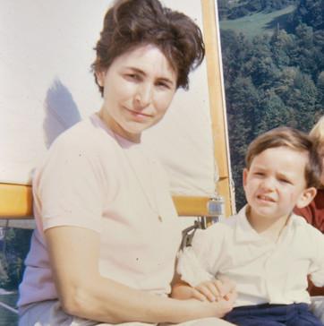 Barbara Glasl Platzgummer mit Uwe