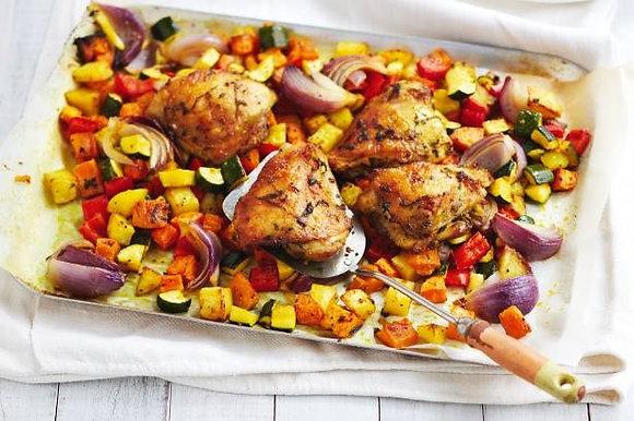 Moroccan chicken