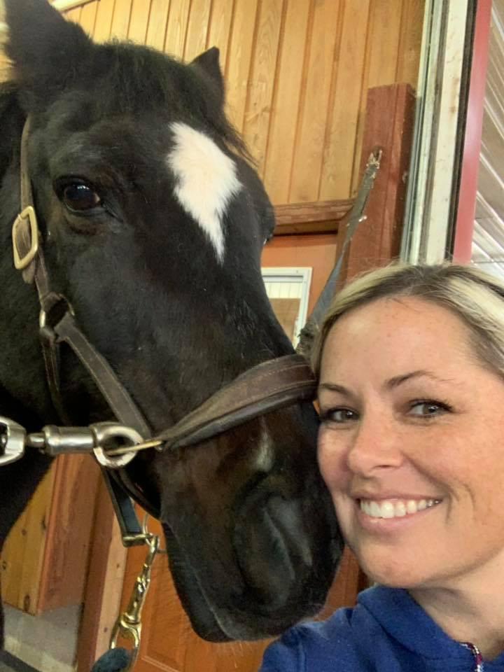 PEI Canada Dalvay Yoga Retreat Horse Connection Program 2