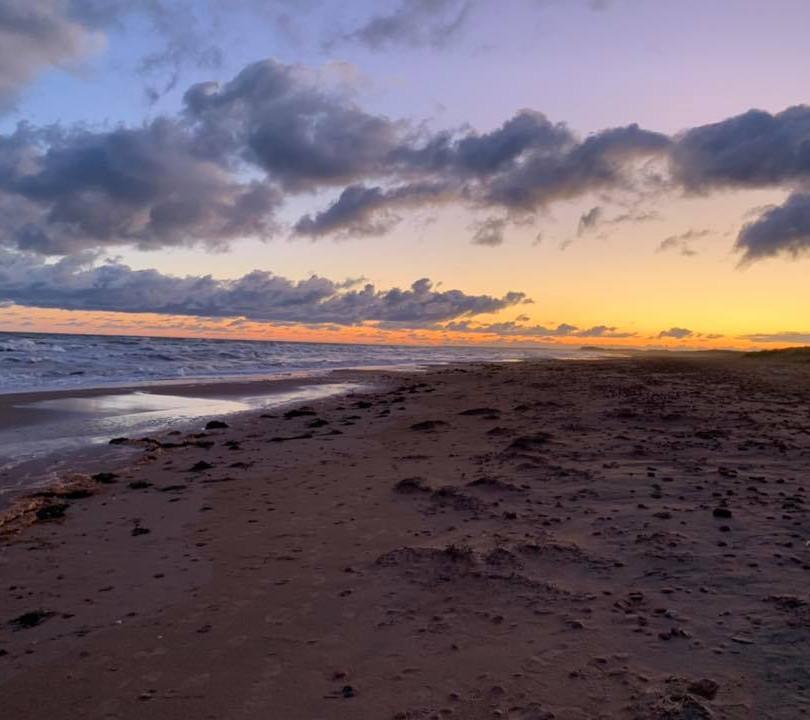 PEI Canada Dalvay Yoga Retreat Sunrise at the Beach 2