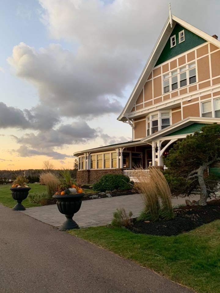 PEI Canada Dalvay Yoga Retreat Dalvay Inn
