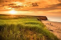 PEI Canada Dalvay Yoga Retreat Sunset Beach