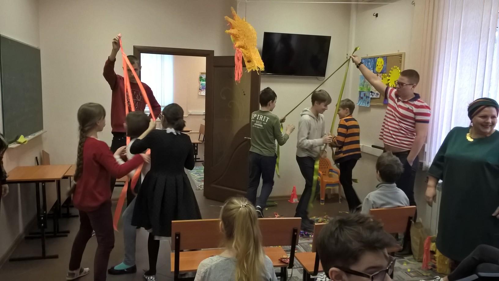 плетем косички