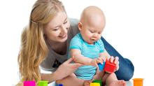 Развитие малышей до года