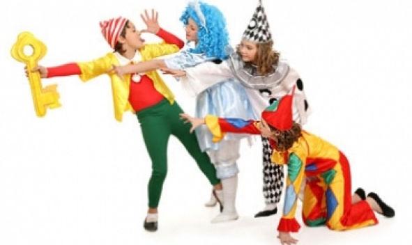 театр-мюзикл для детей