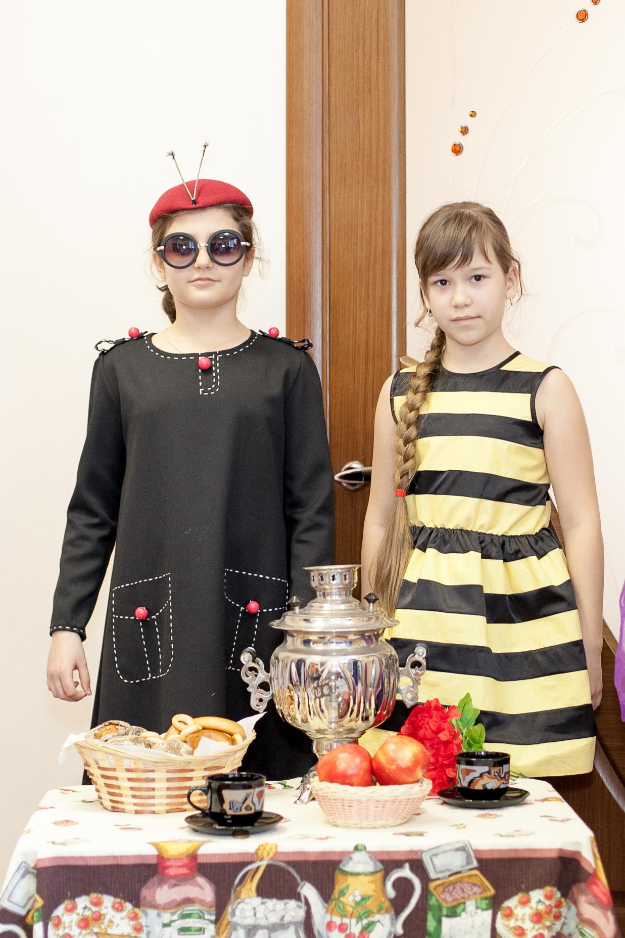 Настя и Эля