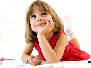 Как Ваш ребенок воспринимает информацию?