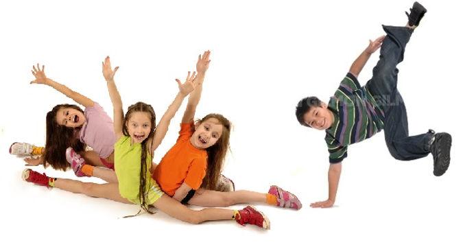 современная хореография для детей и подростков