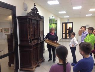 Экскурсия в Краеведческий музей г.Люберцы
