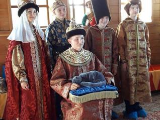 Один день из жизни царя Алексея Михайловича