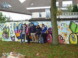 Grafitti Auftragskunst