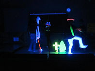 Events Schwarzlicht Theater