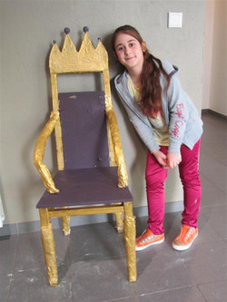 Crazy Chairs Gronau Kulturstrolche