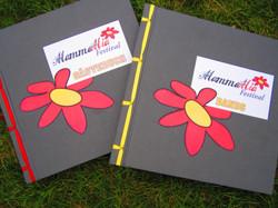 Gästebuch MammaMia Festival Ahaus
