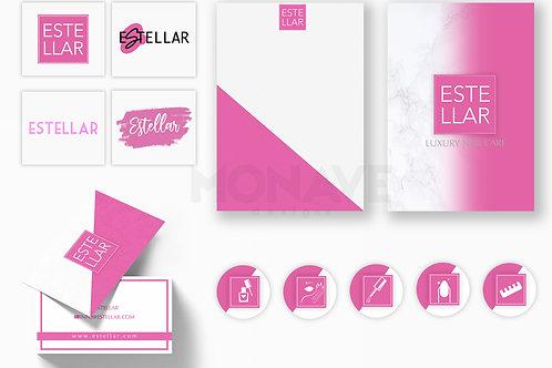 Social Savvy Branding Package