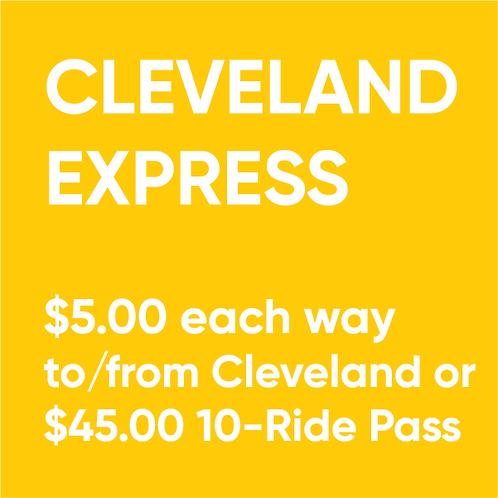 Cleveland Express 10-Ride Pass