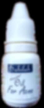 Sahilah essentialoil for acne