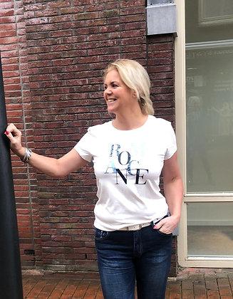 T-Shirt ElviraOffWhite