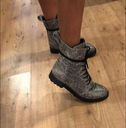 Schoenen Slangeprint