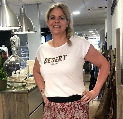 T-Shirt Elvira Desert