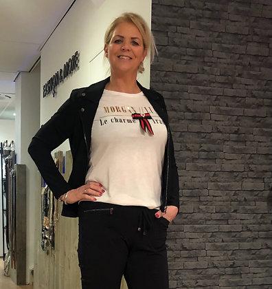 T-Shirt Morgan WolWit met Strikje