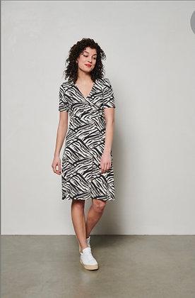 jurk &CO  Veerle Zebra