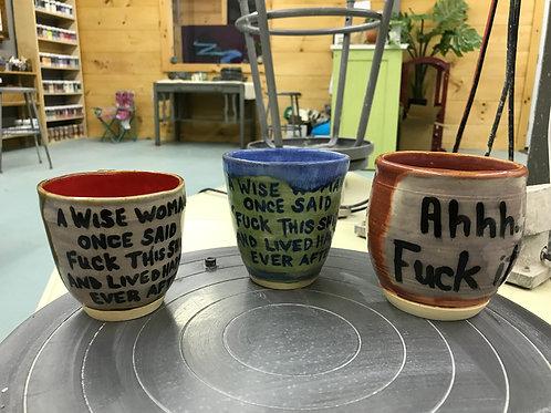 Profanity Pottery