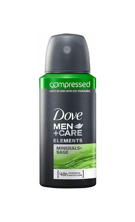 Dove Men+Care Minerals & Sage Deo 75ml