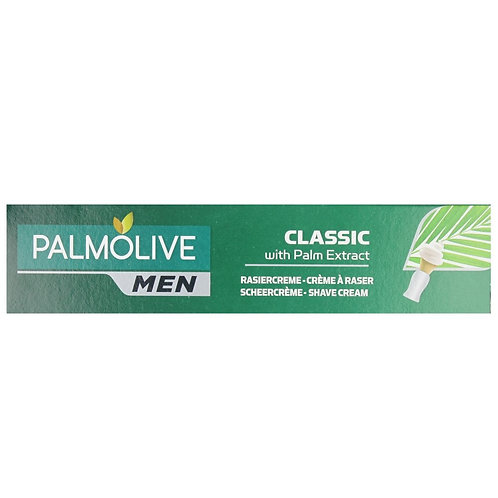 Palmolive for Men Classic Shaving Cream 100ml