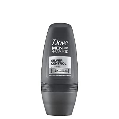 Dove Men+Care Silver Control Roll on 50ml