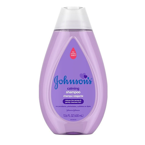 Johnson's Calming Baby Shampoo 500ml