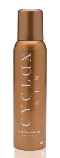 Cyclax Sun Self-Tanning Mist Dark Glow 150ml