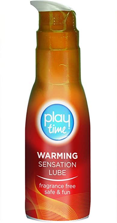 Playtime Warming Sensation Lube 75ml