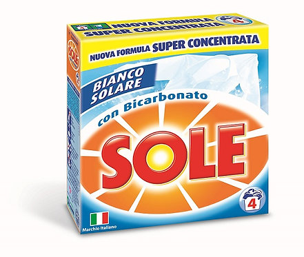 Sole Super Concentrated Laundry Detergent 260g