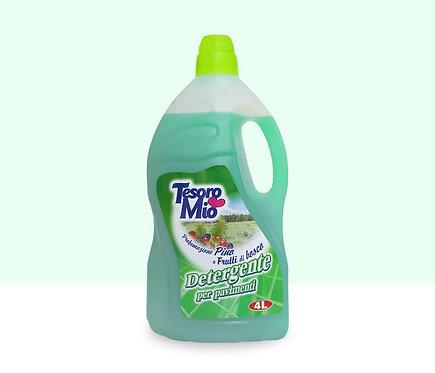 Tesoro Mio Pine & Forest Fruit Floor Cleaner 4L