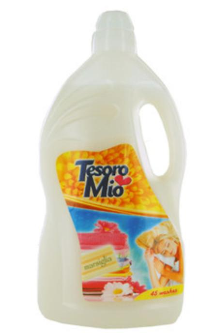 Tesoro Mio Lavatrice Marsiglia Laundry Detergent 4L