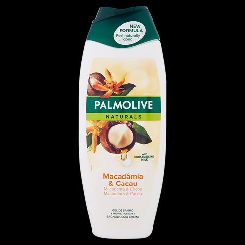 Palmolive Naturals Macadamia Shower Gel 750ml