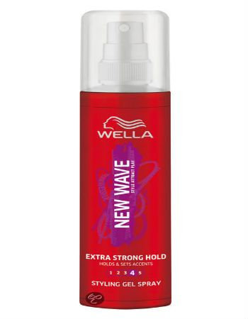 Wella New Wave Super Strong Hair Gel 75ml