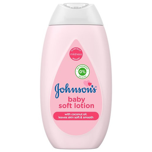 Johnson's Baby Soft Lotion 500ml
