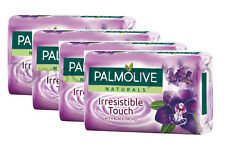 Palmolive Naturals Irresistible Touch with Black Orchid Soap (4 Pack)