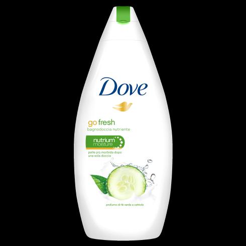 Dove Cucumber and Green Tea Shower Gel 700ml
