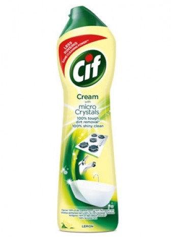 Cif Lemon Cream with Micro Crystals 750ml