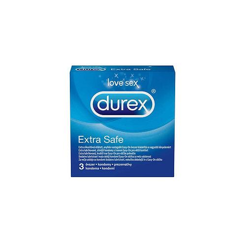 Durex Extra Safe (3 Pack)