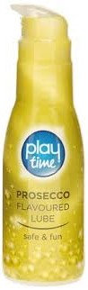 Playtime Prosecco Flavoured Lube 75ml