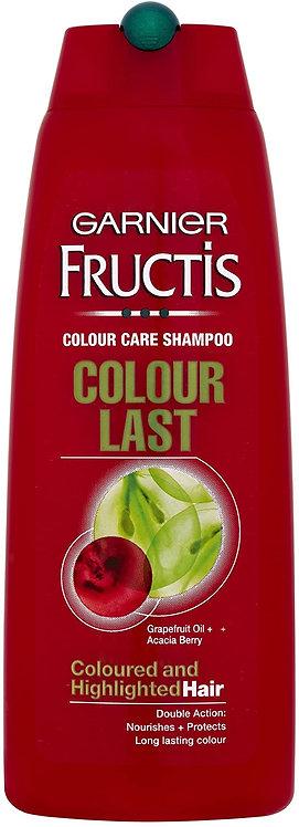 Fructis Colour Last Shampoo 250ml