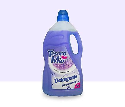 Tesoro Mio Lavender Floor Cleaner 4L