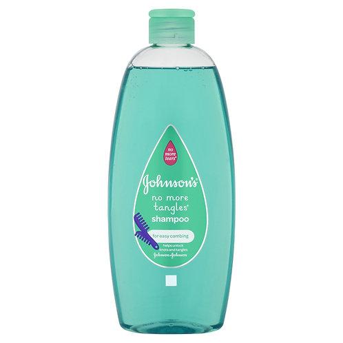 Johnson's No More Tangles Baby Shampoo 300ml