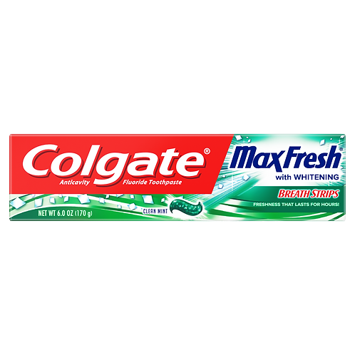 Colgate MaxFresh Clean Mint Toothpaste 100ml