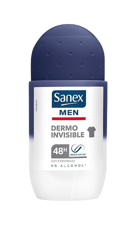 Sanex Men Dermo Invisible Roll on 50ml