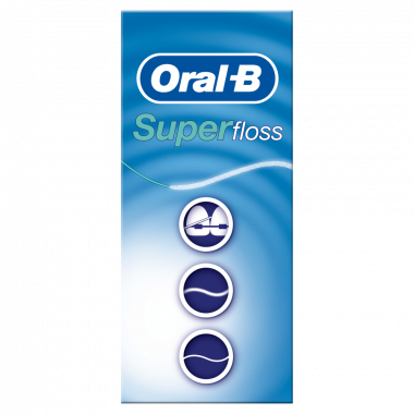 Oral-B Super Floss 50M